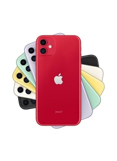 Apple iPhone 11 128 GB Red (Aksesuarsız) Kırmızı